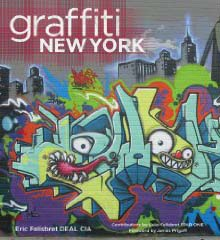 graffiti New York Cover