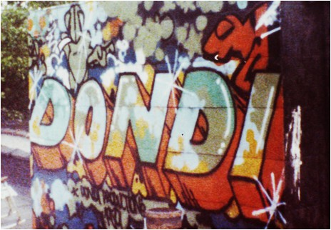 dondi graffiti 1